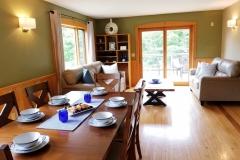 Main-Dining-Living-Rooms-Lake-Leelanau-Retreat-House