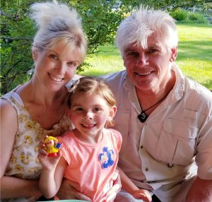 Karen, Sage, and Terry